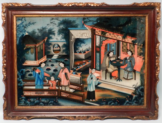 DSCN4622_Chinese_Export_Reverse_Painting on Glass