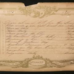 19th Century Swiss Music Box