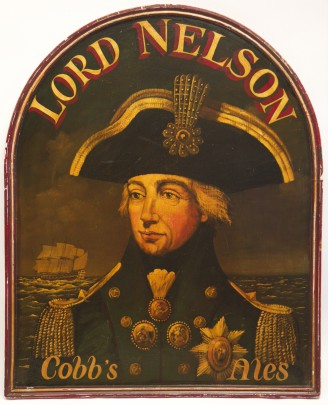 Lord Nelson Cob