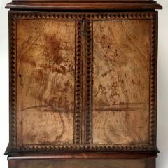 19th Century Mahogany Work Box