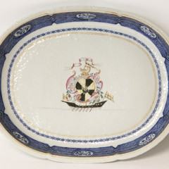 Select Pieces from the Sandra P. Doubleday Chinese Export Porcelain Collection