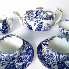 Royal Crown Derby Tea Set
