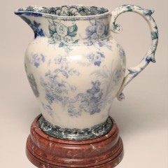 Deakin and Son Staffordshire Ovesized Pitcher