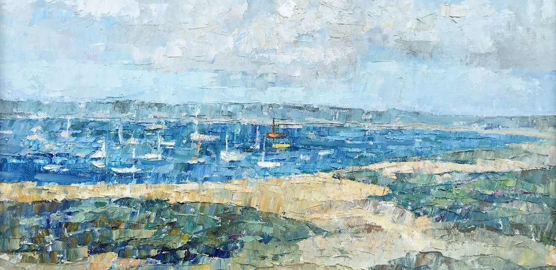 Seeking Nantucket Art ~ 2017 Season