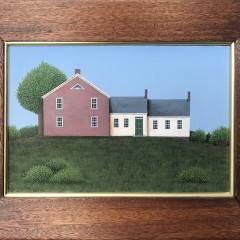 2-4159 Ted Jeremenko Brick Farm House