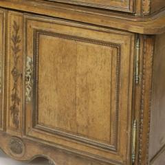 Louis XVI Provincial Carved Oak Buffet
