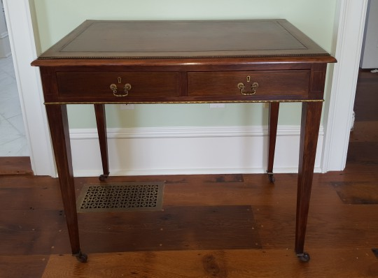 English Two Drawer Stand