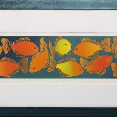 """Dan Russell Limited Edition Print """"Gold Rush"""""""