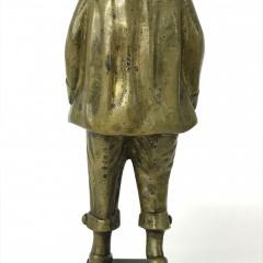 Miniature Clown Bronze