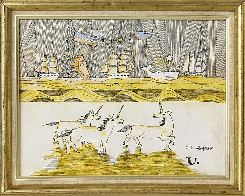 John Lochtefeld Unicorns and Whales