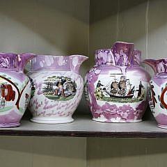 Collection of Sutherland Ceramics