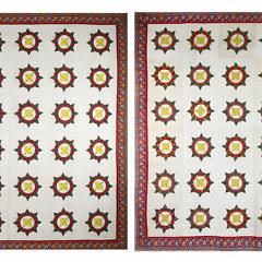 40476 and 40477 Pinwheel Quilts