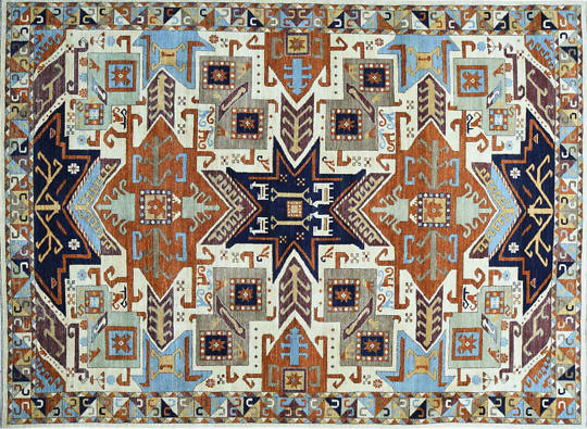 27-4600 Geometric Design Super Kazak