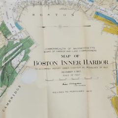 Six Volumes: Congressional Documents – Rivers and Harbors from 1913 to 1918 with Maps