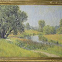 9-4900 Edith Alice Scott Oil River Landscape Large File_MG_5514