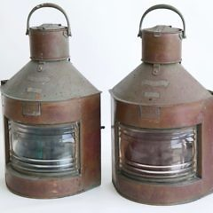10-4803 Port and Starboard Lanterns A