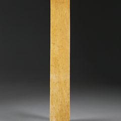 American Antique Whalebone Scrimshaw Busk, circa 1850