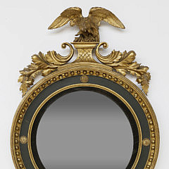 41412 Regency Gilt Convex Mirror AA Reduced_MG_6748