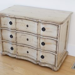 Contemporary Southern German Style Three Drawer Chest
