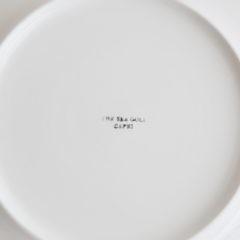 "Capri, Italy Ceramic Dinner Service in ""The Sea Gull"" Pattern"