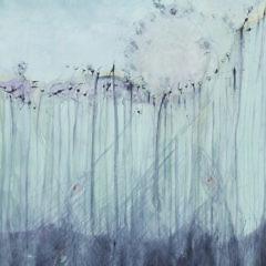 """Sherri A. Bustad Watercolor and Mixed Media """"Invitro"""""""