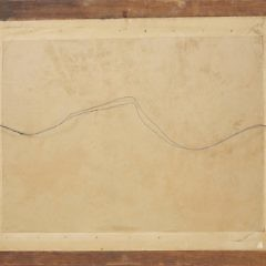 "John Egle Oil on Canvas Board ""Winter Landscape"""