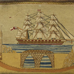 British Sailor's Woolie, circa 1840