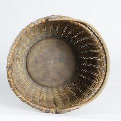 Nantucket Lightship Basket, circa 1860-1870