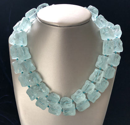 41280 Beach Glass Cube Necklace A IMG_3369