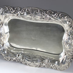 41344 Whiting Sterling Hibiscus Tray A IMG_7439
