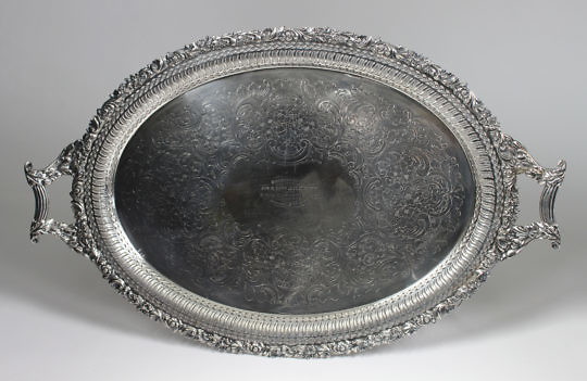 41379 Silver Plated Tray A IMG_7431