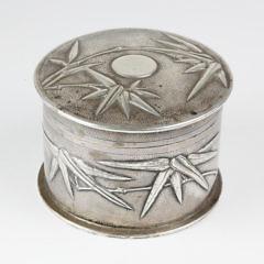101 Japanese Zeewo Silver Box A_9900 2