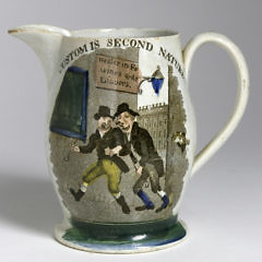 101 Pearlware Jug Second Nature A_9756