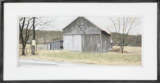 2-4861 John Austin Connecticut Barn A_MG_9958