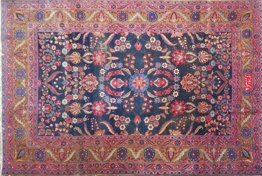 40242 Persian Meshad Carpet A
