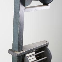 Nantucket Made Adjustable Yarn Winder, 18th Century