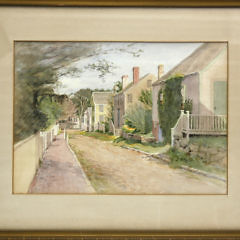 527-1865 JB Reid Watercolor Ash Lane A_9492