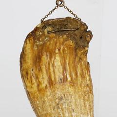 Masonic Sperm Whale Tooth, circa 1850