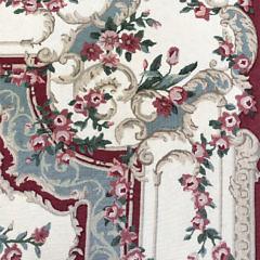 Floral Aubusson Style Broadloom Carpet
