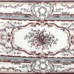 75-4820 Floral Broadloom Carpet A IMG_3678