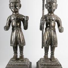 8-2186 Temple Guardian Figures A_9811