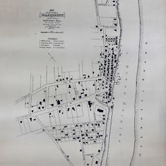 81-4147 1888 Map of Village of Siasconset A_9853 2