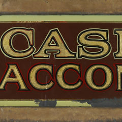 91-4575 Casey Tobacconist Sign A_9847