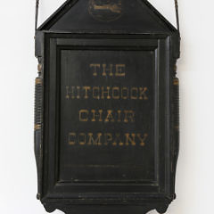 94-4575 Hitchcock Chair Company Sign A_9863