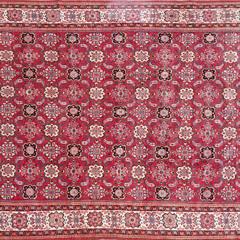 1526-54 Oriental Carpet Medallions Designs A