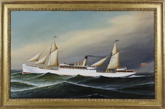 34-4218 Antonio Jacobsen Steam Yacht A_MG_0427