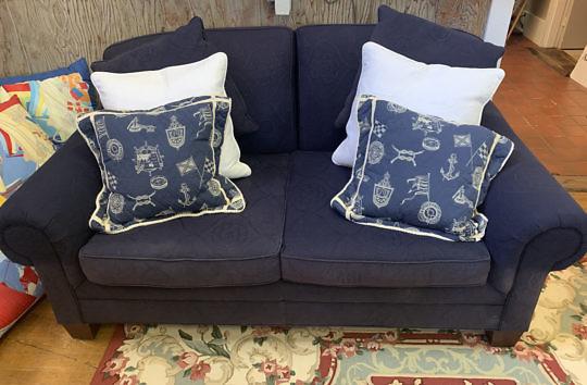 54-4803 Ralph Lauren Couch