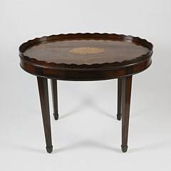 11-4878 Mahogany Inlaid Tray Top Coffee Table A_MG_2653