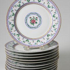 23-4878 Limoges Pompadour Plates A_MG_2225