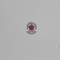 Set of Fourteen Hammersley and Co. English Luncheon Plates